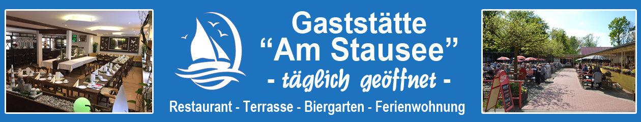 """Gaststätte am """"Stausee"""" Fockendorf"""